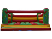 BC190 Deluxe Commercial Bouncy Inflatable larger view