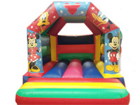 BC194 Deluxe Commercial Bouncy Inflatable larger view