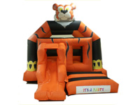 BC196 Deluxe Commercial Bouncy Inflatable larger view