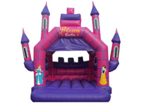 BC212 Deluxe Commercial Bouncy Inflatable larger view
