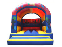 BC218 Deluxe Commercial Bouncy Inflatable larger view