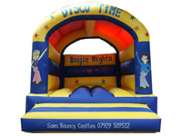 BC222 Deluxe Commercial Bouncy Inflatable larger view
