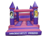 BC227 Deluxe Commercial Bouncy Inflatable larger view