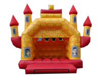 BC228 Deluxe Commercial Bouncy Inflatable larger view