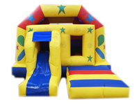 BC233 Deluxe Commercial Bouncy Inflatable larger view