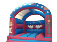 BC237 Deluxe Commercial Bouncy Inflatable larger view