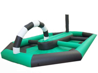 BC247 Deluxe Commercial Bouncy Inflatable larger view