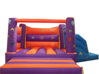 BC253 Deluxe Commercial Bouncy Inflatable larger view