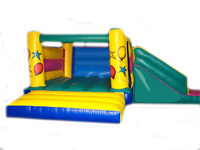 BC25B Deluxe Commercial Bouncy Inflatable larger view