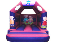 BC264 Deluxe Commercial Bouncy Inflatable larger view