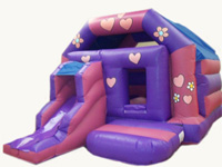 BC271 Deluxe Commercial Bouncy Inflatable larger view