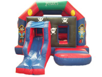 BC272 Deluxe Commercial Bouncy Inflatable larger view