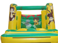 BC275 Deluxe Commercial Bouncy Inflatable larger view