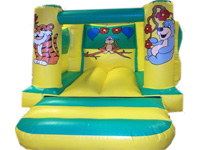 BC279 Deluxe Commercial Bouncy Inflatable larger view