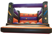 BC280 Deluxe Commercial Bouncy Inflatable larger view