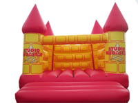 BC281 Deluxe Commercial Bouncy Inflatable larger view