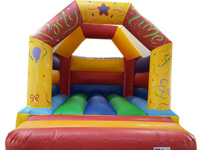BC283 Deluxe Commercial Bouncy Inflatable larger view
