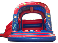 BC288 Deluxe Commercial Bouncy Inflatable larger view