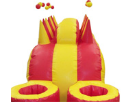 BC292 Deluxe Commercial Bouncy Inflatable larger view