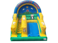 BC296 Deluxe Commercial Bouncy Inflatable larger view