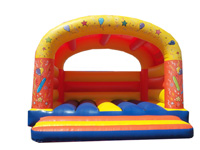 BC299 Deluxe Commercial Bouncy Inflatable larger view