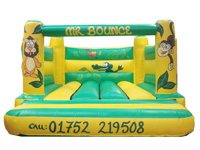 BC302 Deluxe Commercial Bouncy Inflatable larger view