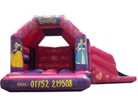 BC303 Deluxe Commercial Bouncy Inflatable larger view