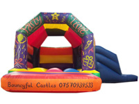 BC310 Deluxe Commercial Bouncy Inflatable larger view