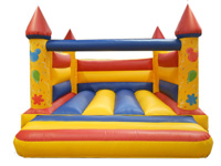 BC320 Deluxe Commercial Bouncy Inflatable larger view
