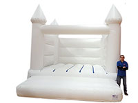 BC326 Deluxe Commercial Bouncy Inflatable larger view