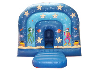 BC341 Deluxe Commercial Bouncy Inflatable larger view