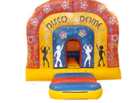 BC343 Deluxe Commercial Bouncy Inflatable larger view