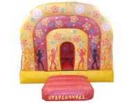 BC345 Deluxe Commercial Bouncy Inflatable larger view