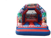 BC358 Deluxe Commercial Bouncy Inflatable larger view