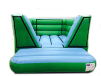 BC360 Deluxe Commercial Bouncy Inflatable larger view