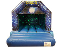 BC362 Deluxe Commercial Bouncy Inflatable larger view