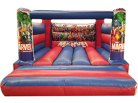 BC371 Deluxe Commercial Bouncy Inflatable larger view
