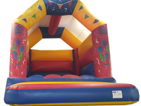 BC372A Deluxe Commercial Bouncy Inflatable larger view