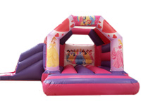 BC376 Deluxe Commercial Bouncy Inflatable larger view