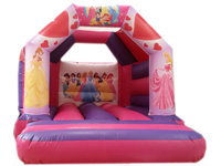 BC377 Deluxe Commercial Bouncy Inflatable larger view