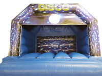 BC379 Deluxe Commercial Bouncy Inflatable larger view