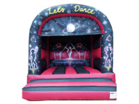 BC386 Deluxe Commercial Bouncy Inflatable larger view