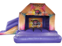 BC388 Deluxe Commercial Bouncy Inflatable larger view