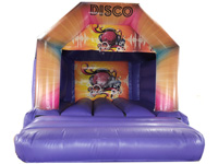 BC389 Deluxe Commercial Bouncy Inflatable larger view
