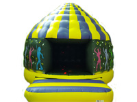 BC390 Deluxe Commercial Bouncy Inflatable larger view