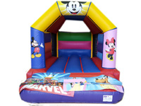 BC391 Deluxe Commercial Bouncy Inflatable larger view
