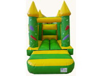 BC394 Deluxe Commercial Bouncy Inflatable larger view