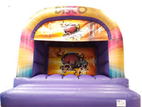 BC397 Deluxe Commercial Bouncy Inflatable larger view