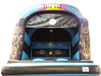 BC398 Deluxe Commercial Bouncy Inflatable larger view