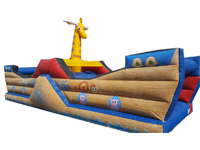 BC399 Deluxe Commercial Bouncy Inflatable larger view
